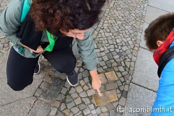 Stolpersteine a Berlino