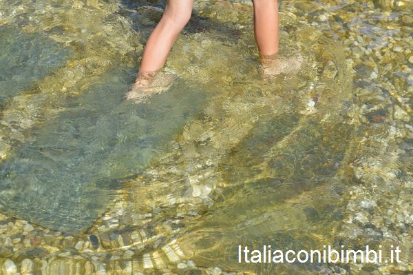 barefooting ad Ally Farm Alleghe
