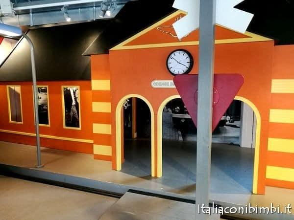 museo ferroviario di Odense