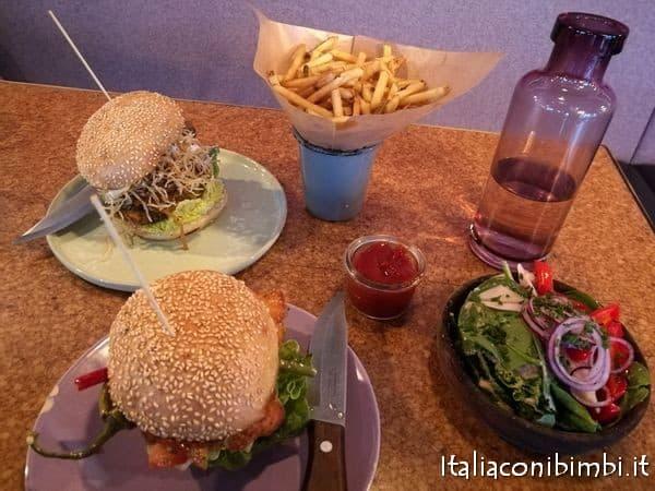 hamburger a Odense