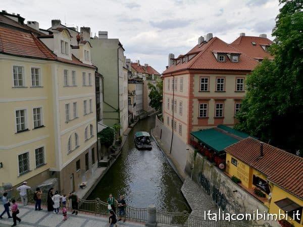 Isola di Kampa Praga