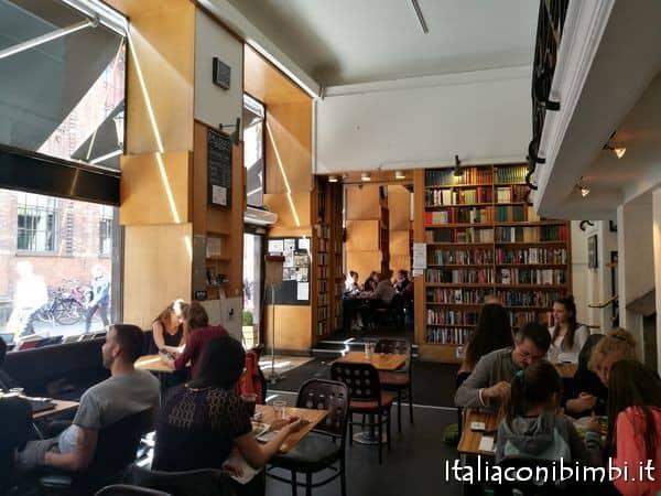 Paludan Bogcafè di Copenaghen