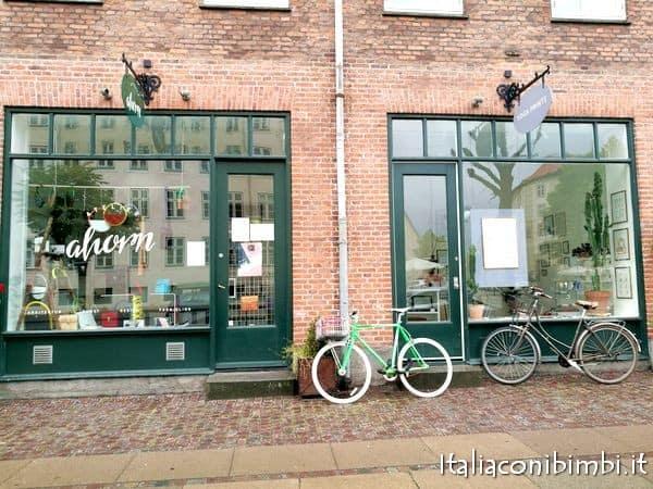 quartiere di Norrebro a Copenaghen