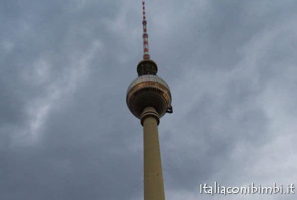 torre della televisione di Berlino