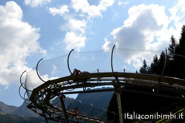 Alpine Coaster a Klausberg Valle Aurina