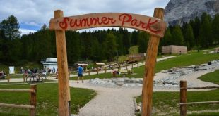 Ingresso Summer Park La Crusc in Val Badia