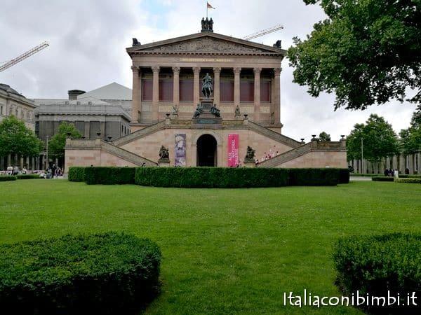 Isola dei musei a Berlino