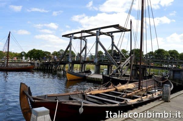 Museo delle navi vichinghe di Roskilde 1