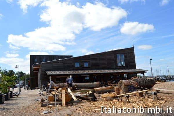 museo delle navi vichinghe di Roskilde