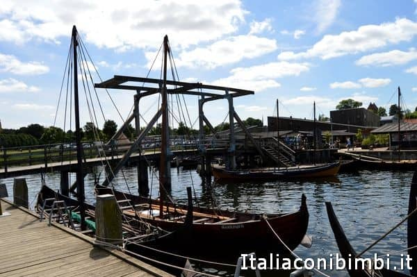 Museo delle navi vichinghe Roskilde 3