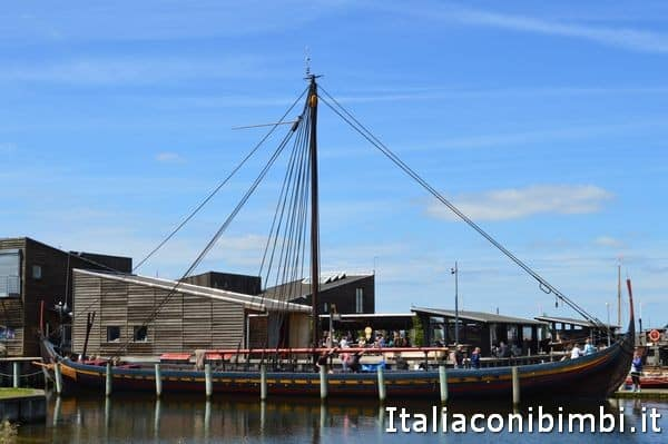 Museo delle navi vichinghe Roskilde