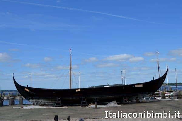 navi vichinghe di Roskilde