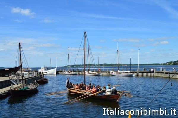 Museo delle navi vichinghe di Roskilde escursioni