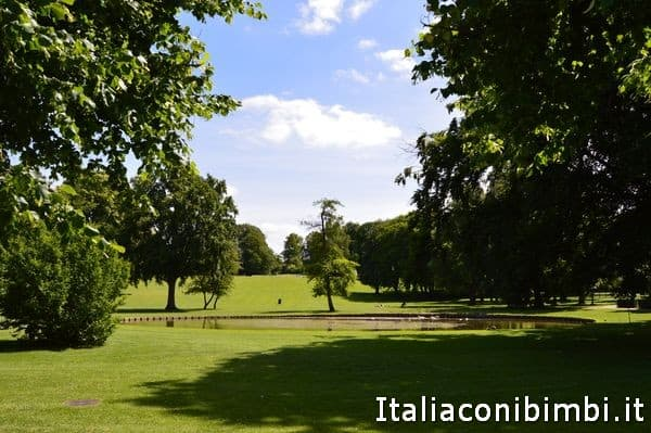 Roskilde parco