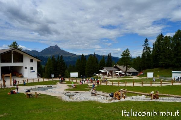 Summer Park La Crusc in Val Badia (2)