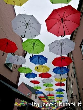 Vejle Umbrella cloud burst