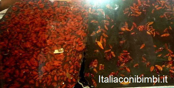 cioccolato al peperoncino a Eurocholate di Perugia