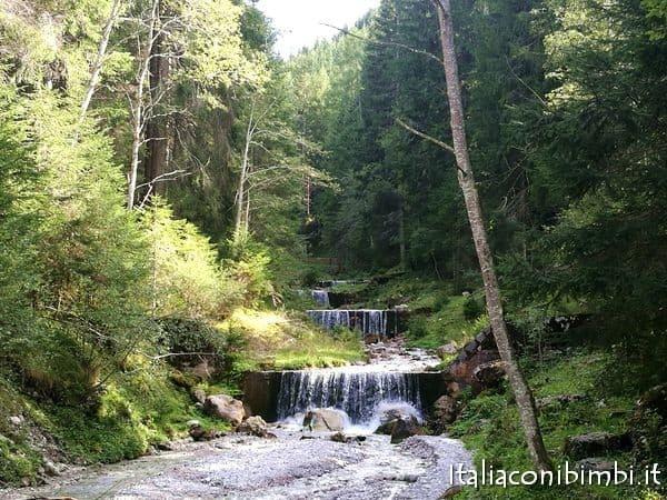 fiume al Mondo Bimbi Valdaora