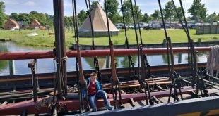 costruire navi museo delle navi vichinghe di Roskilde