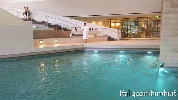 piscine interne delle Terme di Villach Karnten