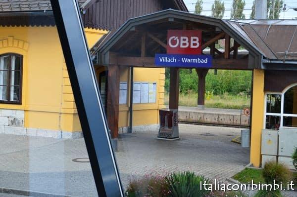 stazione di Villach Warmbad