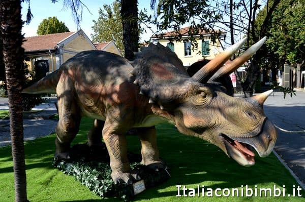 Dinosaur Invasion mostra a Roma
