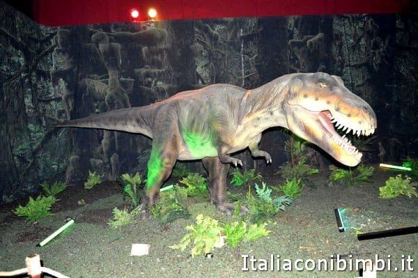 Dinosaur Invasion mostra di dinosauri di Roma