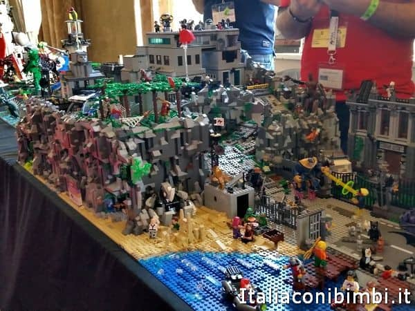 LEGO a Lucca Comics and Games (2)
