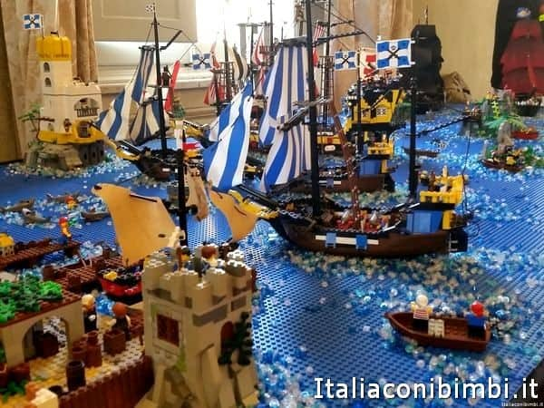 Lego Lucca Comics and Games