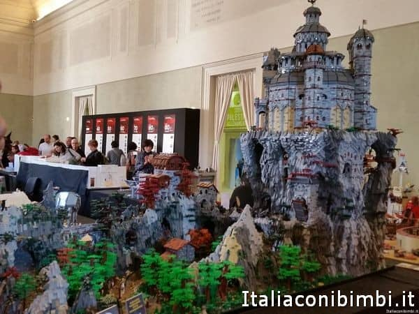Lego a Lucca Comics and Games