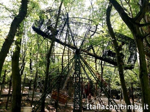 ruota del Luna-park-Osteria-ai-Pioppi-Treviso