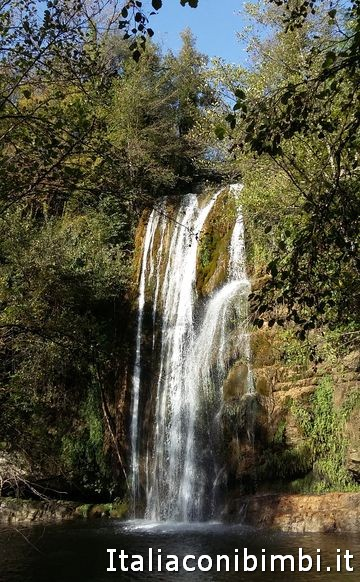 cascate all'Arcera