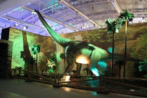dinosaur invasion Roma