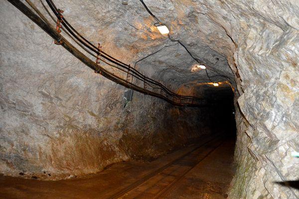 gallerie alla miniera di Bad Bleiberg Terra Mystica