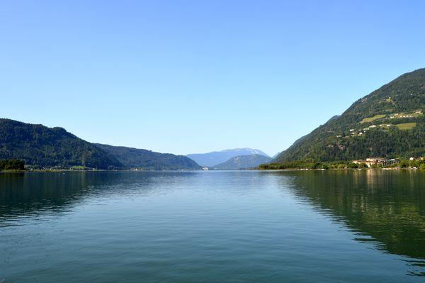 lago di Ossiach Carinzia