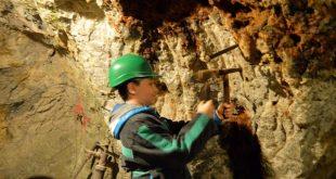 miniera di Bad Bleiberg Terra Mystica a Vilach con bambini