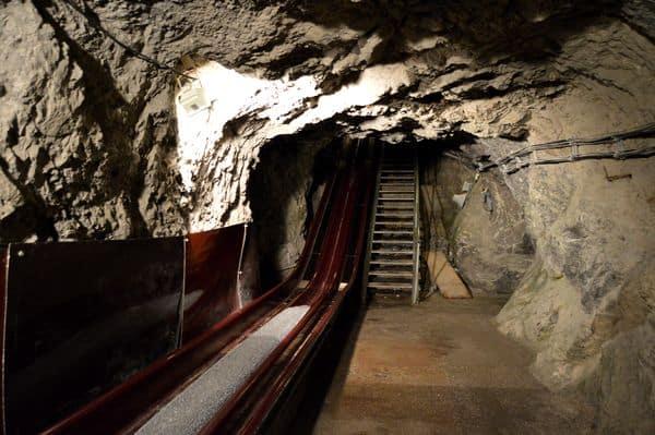 miniera di Bad Bleiberg Terra Mystica