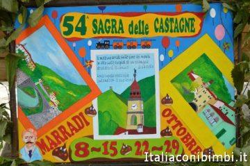sagra delle castagne di Marradi