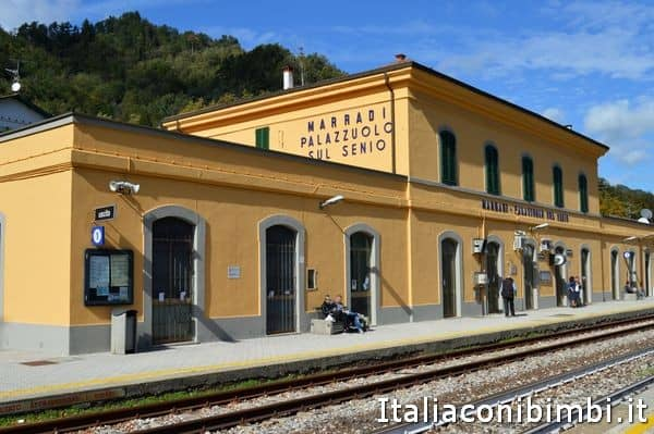 stazione di Marradi