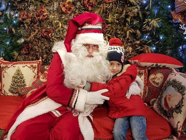 Casa di Babbo Natale di Lovere di Viaggi da Mamme