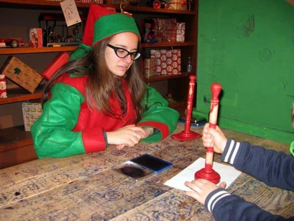 Casa di Babbo Natale di Montepulciano Foto di Travelbreath