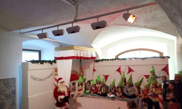 Casa di Babbo Natale di Riva del Garda foto di Patatofriendly