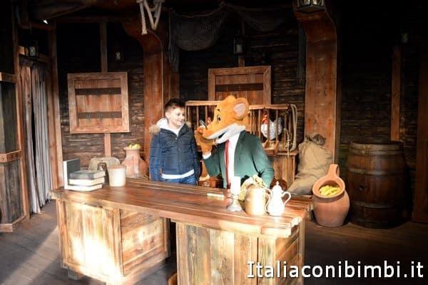 Geronimo Stilton a Leolandia