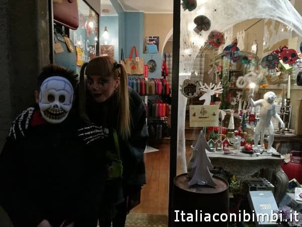 Halloween-Negozio Bibi Cool Smart Ideas a Bergamo Alta