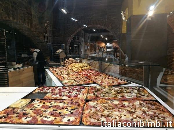 Il Fornaio di Via Colleoni a Bergamo Alta