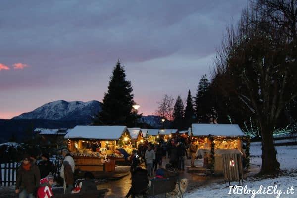Mercatino di Natale di Levico Terme foto del Blog di Ely