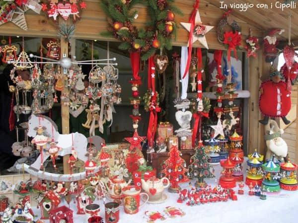 Mercatino di Natale foto di In viaggio con i cipolli