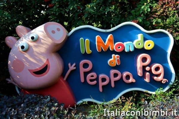 Mondo di Peppa Pig a Leolandia