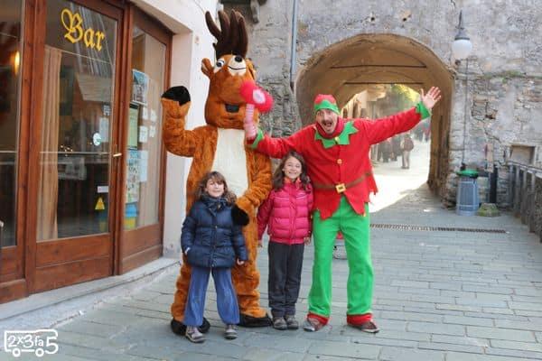 Natale al forte di Bard foto di DuePerTreFaCinque