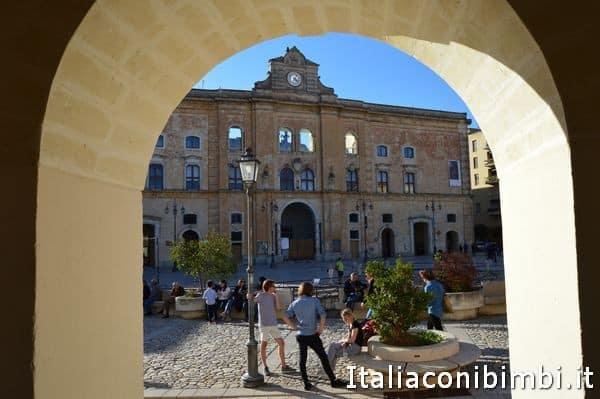 Palazzo del governo Matera